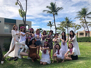bachelorette party in hawaii