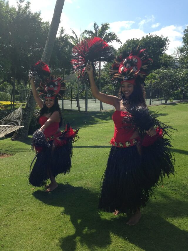 tahitian Entertainers