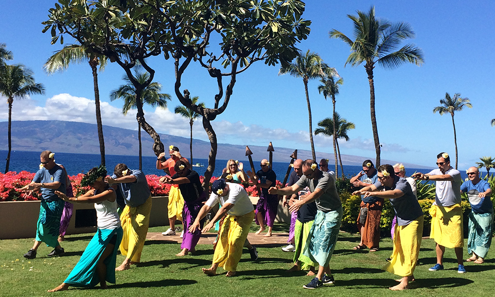 professional hawaii hula company