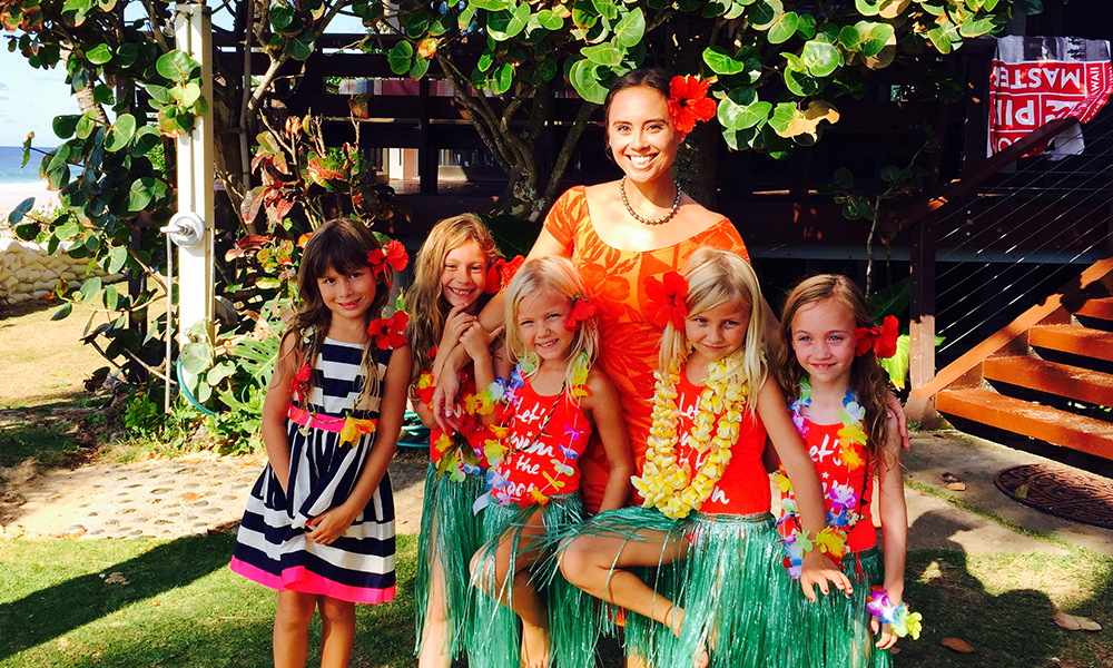 hawaii hula company for special events